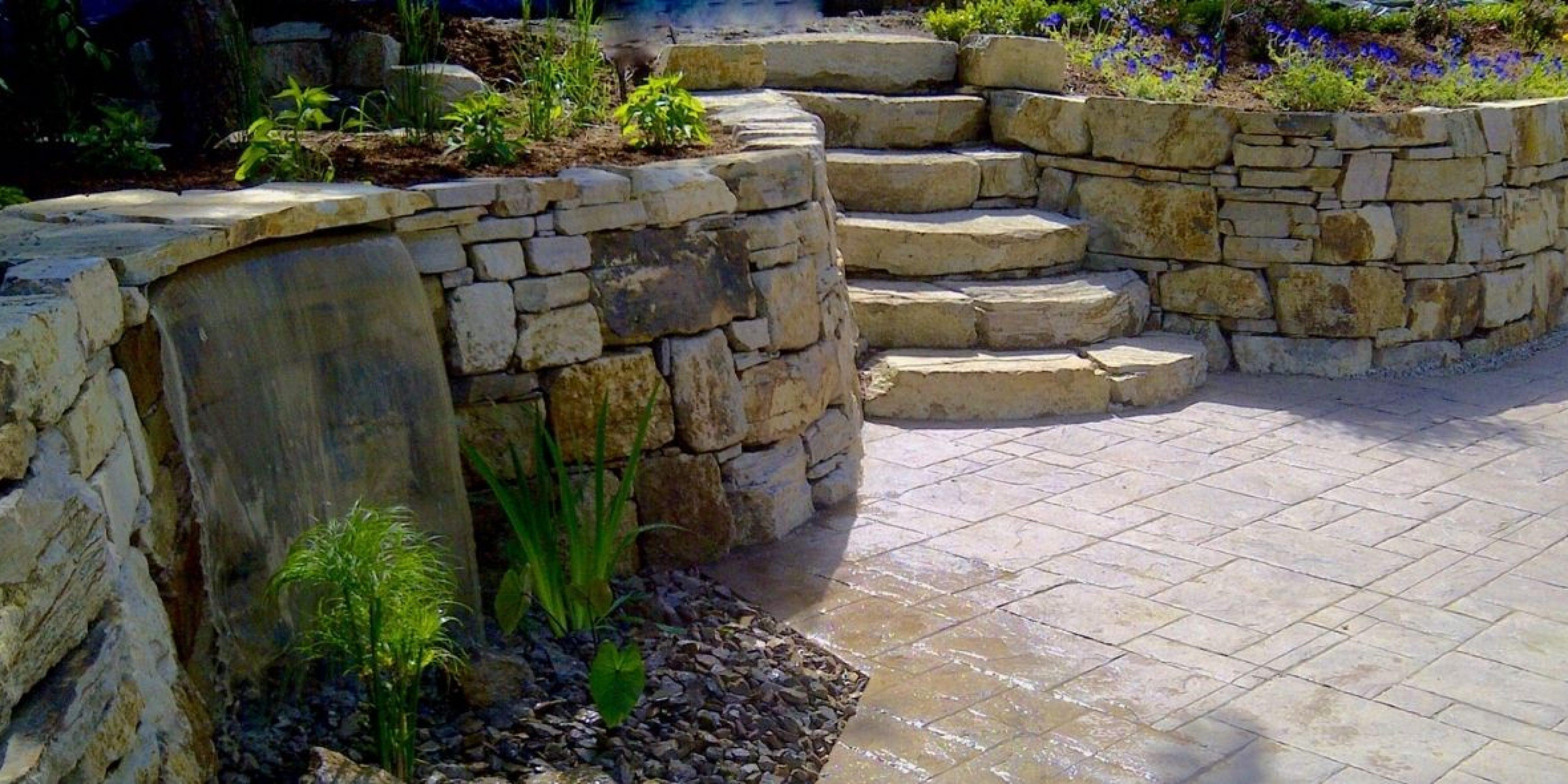 Kelowna Rock Wall specialist